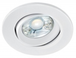 Spot encastrable à LED - Aric Elody - 7W - 4000K - Blanc - Aric 50402