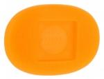 Support anti chocs portable et à poser pour module NICE Way - Orange