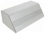 Capot en aluminium pour ventouse magnétique EF 550