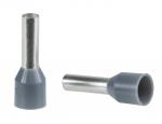 Embout de cablage - 2.5 mm² - Gris - Schneider electric DZ5CE025