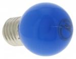 Ampoule à LED Vision-EL E27 Bulb 0.5W Bleu 230 Volts