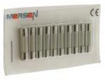 10 fusibles en verre 5 x 20 250V 5 Ampères type F (Rapide)