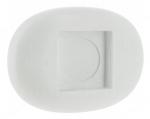 Support anti chocs portable et à poser pour module NICE Way - Blanc