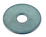 Rondelles plates Extra Larges - 8 x 30 - En Inox A2 - Boite de 100
