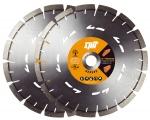 SPIT D60 - 2 disques Diamants diamètre 140 mm XTREME