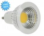 Ampoule à LED COB - Vision-EL - GU10 - 4W - 3000K - 75D - Boite