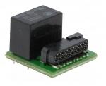 Carte relais pour récepteur radio CARDIN 4 canaux