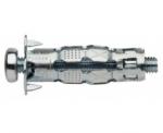 Cheville à extension - Spit Zentech - 8 x 34 mm - M5 - Avec Vis - Boite de 100
