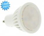 Lampe à LED Vision-EL GU10 6 Watts 2700K 230 Volts céramique