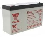 Batterie 6 volts 1.2 Ah - Yuasa NP12-6