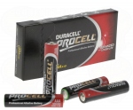 Pile LR03 AAA Duracell Procell x10
