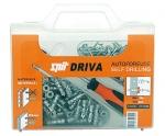 Cheville spécial platre - Spit Driva TP12 - Coffret de 200