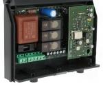 Récepteur radio avec centrale CARDIN RPQ S46 fréquence 27.195