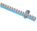 Crémaillère en métal pour portail de plus de 600 kg