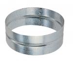 Manchon de ventilation - Femelle / Femelle - Diamètre 200 mm - Atlantic 523433