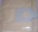 Sac papier - KOSMOS 8 - Bleu (les 10) - Progalva 1079