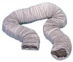 Gaine PVC souple renforcée 90 x 45 mm longueur de 6 mètres