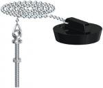 Bouchon - Avec chaîne et borne - Diamètre vidage 47 à 52 mm - Gripp 219465