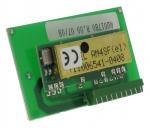 Récepteur radio GIBIDI fréquence 433.92 Mhz embrochable pour F12