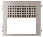 Façade - Pour micro / HP GTDBV & GTDBVN - En Zamak - Aiphone GTDBV