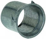 Manchette tôle - Diamètre 125 - Hauteur 130 - Trident - Aldes 11012252
