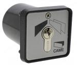Contacteur à clé - CAME SETI - A encastrer - Came 001SET-I