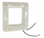 Support � vis 1 poste lumineux