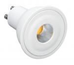 Lampe à LED - GU10 - 6 Watts - 2700K - blanc - Aric 2948