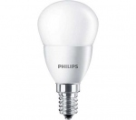 Ampoule à LED - Philips CorePro LUSTRE ND - E14 - 5.5W - 2700K - P45 - FR