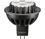 Ampoule à LED - Philips MASTER LEDspotLV D - GU5.3 - 8W - 3000K - MR16 - 24D