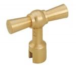 Clé pour tête de robinet - 182 - Brut - 12 x 17 / 15 x 21 / 20 x 27 - GRK 183-1F