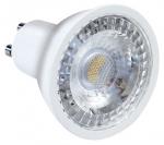 Ampoule à LED - Culot GU10 - 6W - 3000K - PAR16 - Blanc - Aric 2981