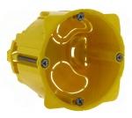 Boite cloison sèche 2 modules profondeur 50 mm Legrand Batibox