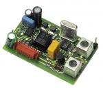 Carte radio CAME AF150 embrochable 30.900 Mhz à quartz