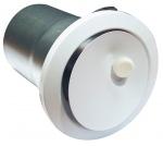 Bouche d'insufflation - BRI 160 N - Diamètre 160 mm - Atlantic 523875