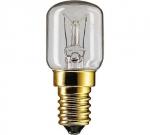 Ampoule E14 T25 15w 230 Volts x2