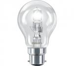 Ampoule EcoClassic 53W B22 A55 230V