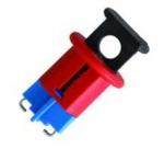 Mini bloque disjoncteur - Brochage vers l'intérieur Standard