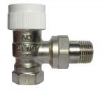 Corps de robinet - Equerre - AV9 - 1/2 Pouce - Oventrop 1183704