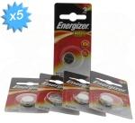 Pile EPX625G 1,5V  Energizer par 5