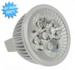 Lampe à LED Vision-EL GU5.3 4x1 Watts 6400K 12 Volts 35D