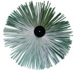 Hérisson polyamide - Ramonage par le bas PVC - Diamètre 150 - Progalva 1612