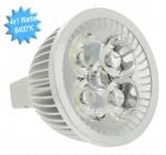 Lampe à LED Vision-EL GU5.3 4x1 Watts 3100K 12 Volts 45D