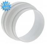 Reduction conduit conique PVC diamètre 125/100mm