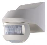 Détecteur de mouvement avec détection à 180 et 360 degrès blanc
