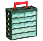 Casier plastique transportable