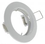 Spot encastré rond - Fixe - GU10 - Aric Fixo - Blanc - Aric 4872