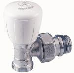 Robinet thermostatique - Equerre - R431 - R431X033 - A visser - Mâle - Diametre 1/2 - Giacomini R431X033