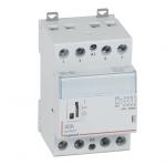 Contacteur Legrand CX3 40A 4 contacts NF bobine 230 Volts - CM