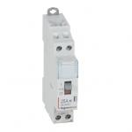 Contacteur Legrand CX3 25A 2 contacts NF bobine 230 Volts - Silencieux